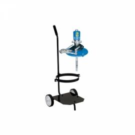 Propulsora pneumática para graxa - 20kg - 11030 - Bozza