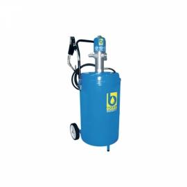 Propulsora pneumática para graxa - 30kg - 11020 - Bozza