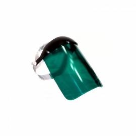 Protetor facial verde - 200mm