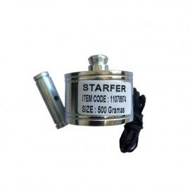 Prumo Aço - Para Pedreiro - 500gr - Starfer