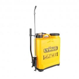 Pulverizador Agrícola Costal 20 Litros - PL-20C - Lynus