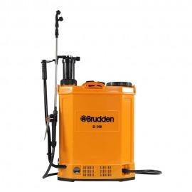 Pulverizador Agricola Costal Manual/Elétrico À Bateria SS20-B - Brudden