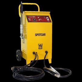 Rebatedora Elétrica Para Funilaria Spotcar 865 - V8 Brasil