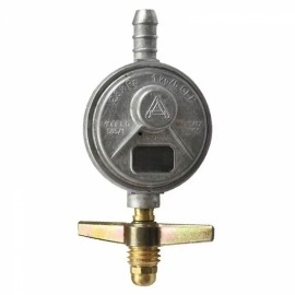 Registro Gás Regulador Botijão 505/01 - 1kg/h - Aliança