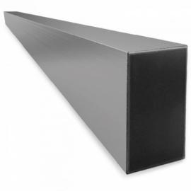Régua de Alumínio Para Pedreiro Reforçada  ( Referência Interna 3 MT )