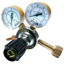 Regulador de Pressão para Cilindro de Co2 - Lynus