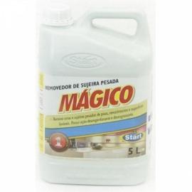 Removedor Cera Mágico 5 litros Start - Sales