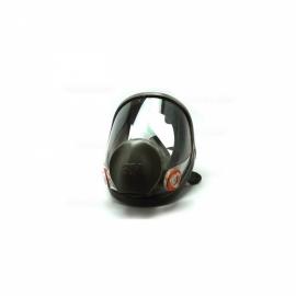 Respirador - 6800 - para cloro - médio - sem cartuchos - 3m