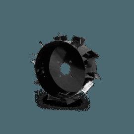 Roda De Ferro 8 Convencional (jogo) Para Motocultivadores - Maquina Fort