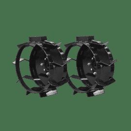Roda De Ferro 8 Para Arado Aiveca (jogo) Para Motocultivadores - Maquina Fort
