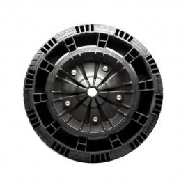 Roda Pneu Macico 14