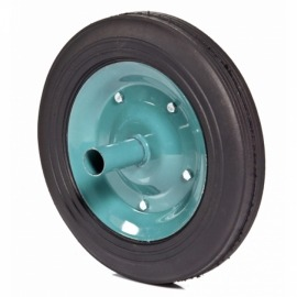 Roda pneumaciço 340.6 bucha - Metalpama