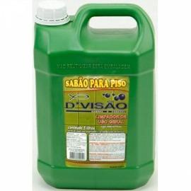 Sabão Liquido Para Piso DVisão 5 litros - Sales