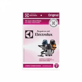 Saco para Aspirador de Pó - A10 - 3 unidades  - Electrolux