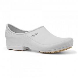 Sapato Flip Impermeável branco