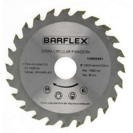 Serra Circular Widea 4.3/8 X 24  dentes Barflex