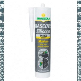 Silicone Branco - 280g - Brascola