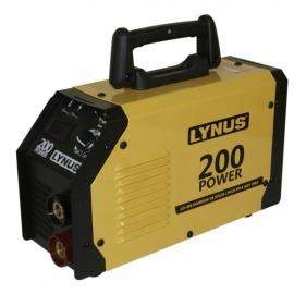 Solda Inversora Bivolt - LIS-200 - Lynus