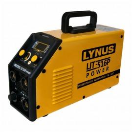 Solda Inversora - LIT-516P - MMA/ TIG / CUT - 220V - Lynus