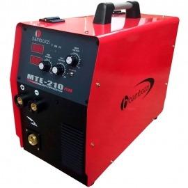 Solda Inversora MTE - 210 - Plus Bivolt - Bambozzi