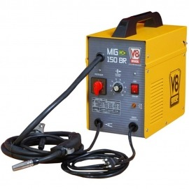 Solda - MIG 150BR - Monofásico Sem Gas Com Tocha - V8