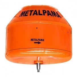 Tambor Betoneira 400 Litros - Metalpama