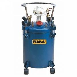 Tanque de Pintura com Agitador Pneumático Capacidade 70 Litros - Puma