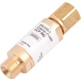 Válvula Seca Corta Chamas Maçarico - Oxigênio - Famabras