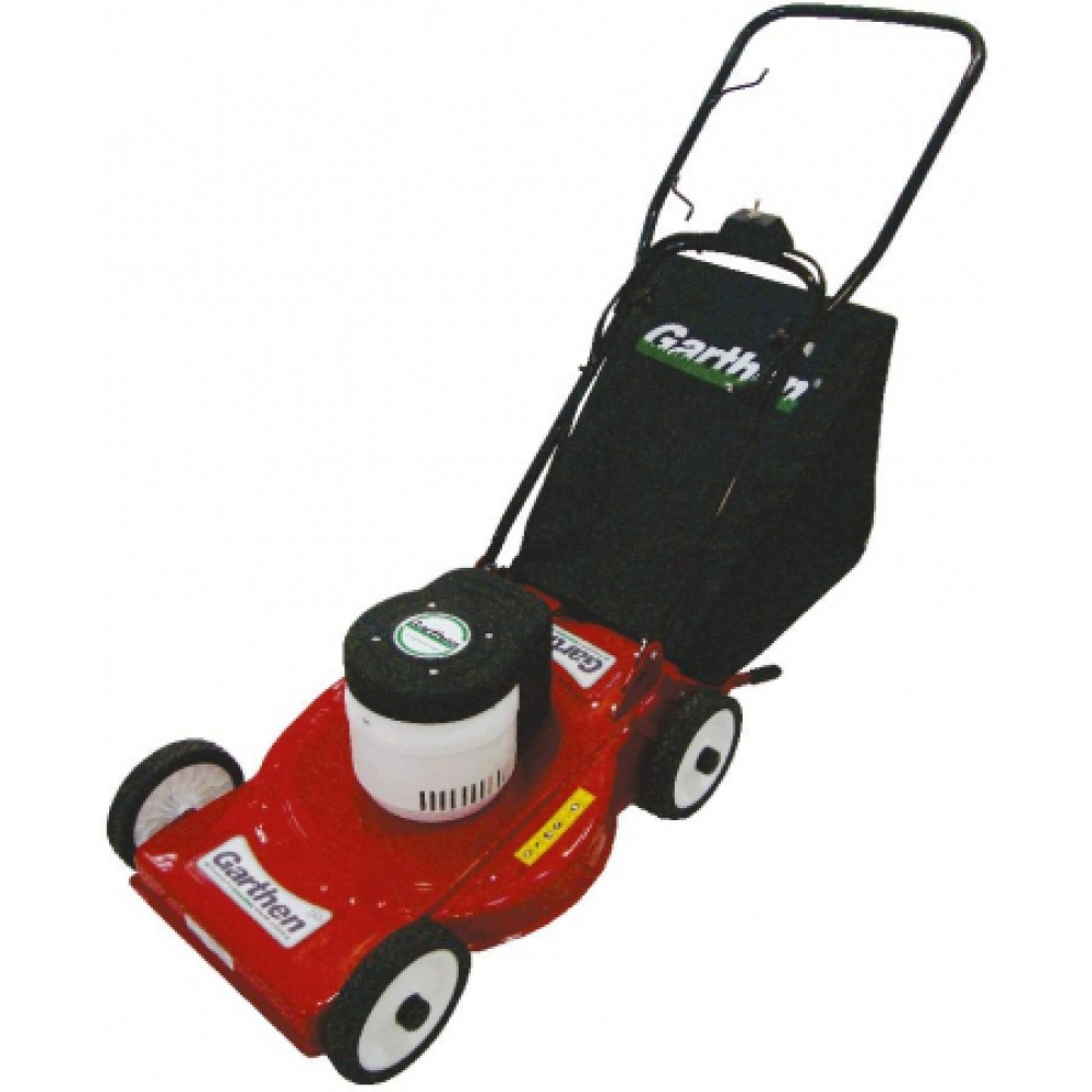 =Maquina de Cortar Grama GC 1500 1800W Com Recolhedor - Garthen