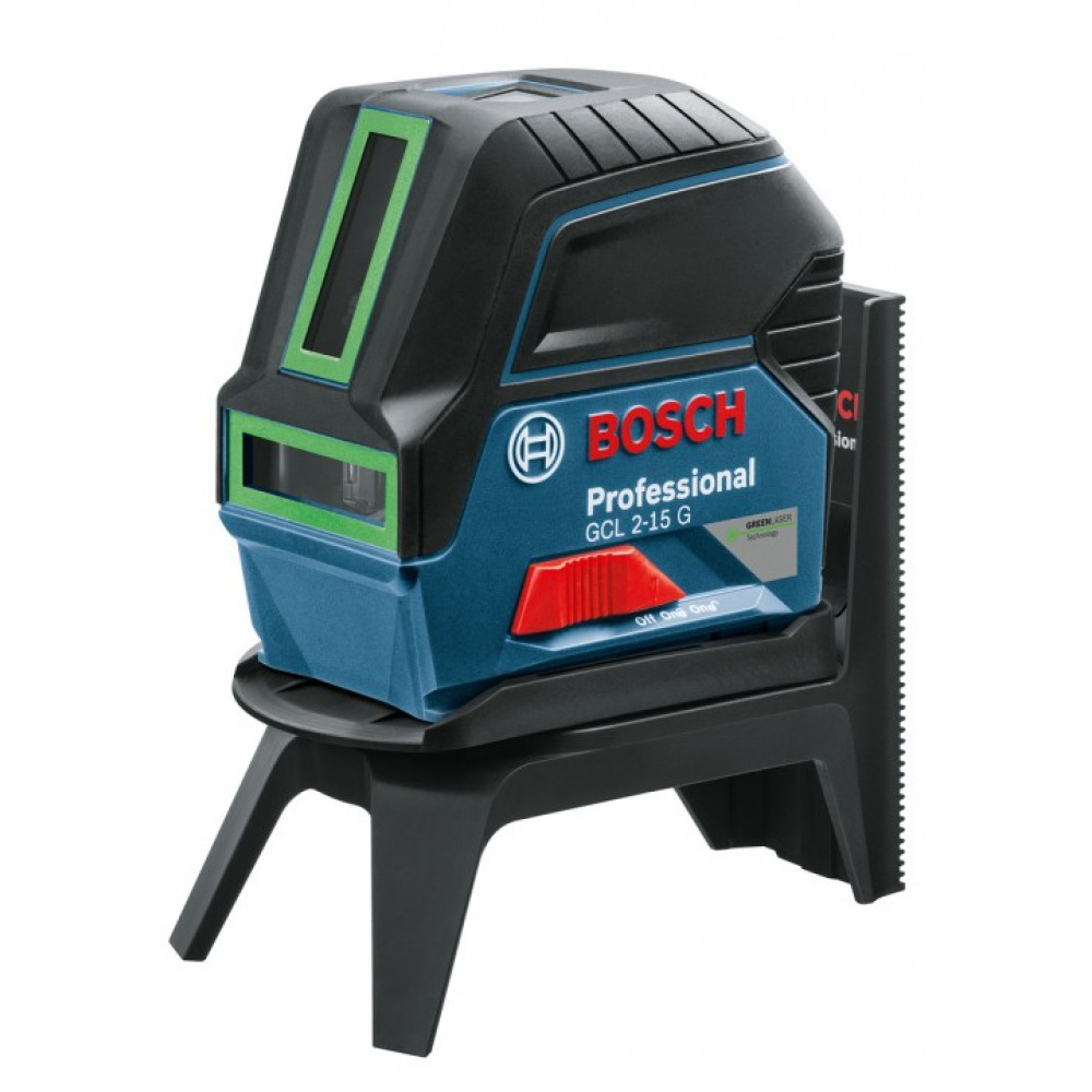 Nivel à Laser GCL 2-15g com Maleta - Bosch